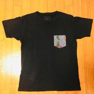 ソフ(SOPH)のSOPH.NETソフ黒Tシャツ★正規店購入本物★Mサイズ(Tシャツ/カットソー(半袖/袖なし))
