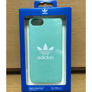 アディダス(adidas)のadidas iPhoneケース 6.6S.7.8対応(iPhoneケース)