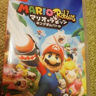 Nintendo Switch - ニンテンドー マリオ+ラビッツ