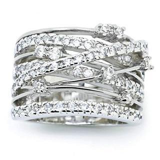 リング 指輪 重ね着け 女性用 リング 日本サイズ  20号(リング(指輪))