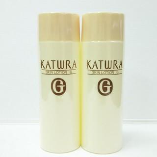 カツウラケショウヒン(KATWRA(カツウラ化粧品))のカツウラ化粧品 カツウラ・スキンローション(しっとり)300ml  2本セット(化粧水 / ローション)