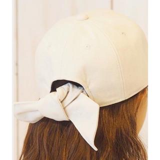 キャセリーニ(Casselini)のCasselini 帽子新品 未使用タグ付き(キャップ)