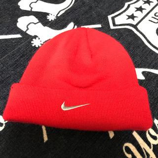 ナイキ(NIKE)のナイキ ニット帽(帽子)