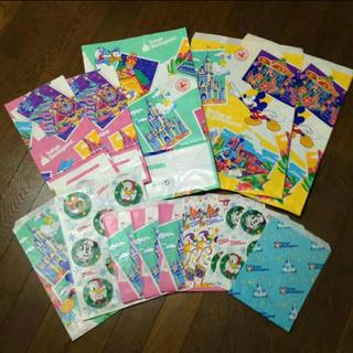 ディズニー(Disney)のDisney☆ディズニー☆ショッパー15枚セット(ショップ袋)