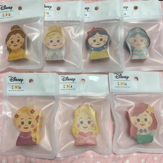 ディズニー(Disney)の【KK様専用】キディア ディズニー プリンセスセット(積み木/ブロック)