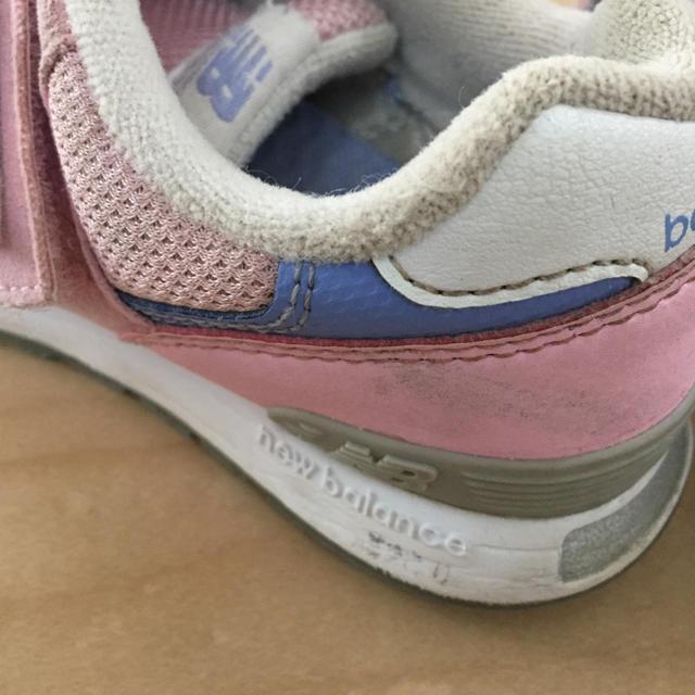 New Balance(ニューバランス)の【ちゃんありゃりゃ様専用】new balance313  キッズ  17.0cm キッズ/ベビー/マタニティのキッズ靴/シューズ(15cm~)(スニーカー)の商品写真