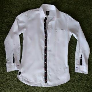 ギルドプライム(GUILD PRIME)の【美品】GUILD PRIME(ギルドプライム)白シャツ(シャツ)