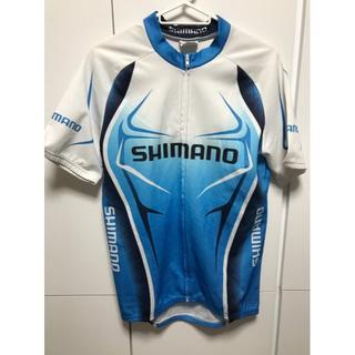 SHIMANO サイクリングジャージ XL