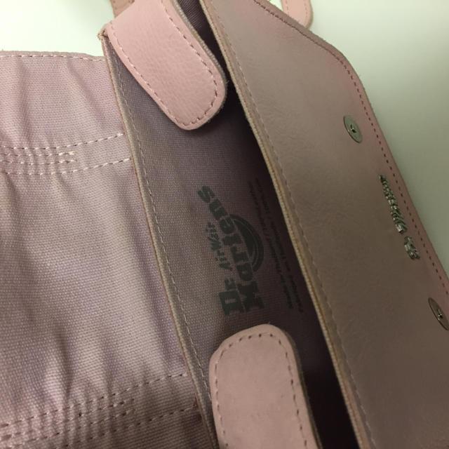 Dr.Martens(ドクターマーチン)のdr.martens ミニサッチェルバッグ レディースのバッグ(ショルダーバッグ)の商品写真