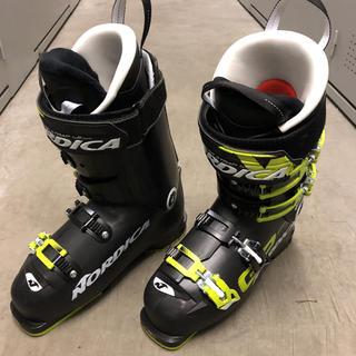ノルディカ(NORDICA)の試着のみ ノルディカ NORDICA GPX110 スキーブーツ 26.5cm(ブーツ)