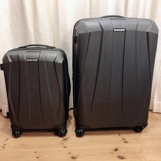 サムソナイト(Samsonite)の☆新品未使用☆ サムソナイト スーツケース 21、24インチ 2個セット(トラベルバッグ/スーツケース)