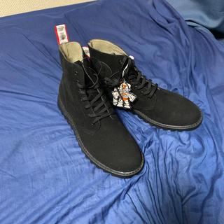 ジーユー(GU)のGU ブーツSTUDIO SEVEN 黒(ブーツ)