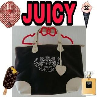ジューシークチュール(Juicy Couture)のJUICY  大きめ bag 送料無料 難あり(トートバッグ)