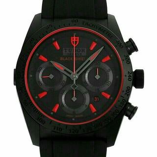 チュードル(Tudor)のチュードル ファストライダー ブラックシールド(腕時計(アナログ))