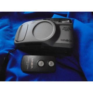 コニカミノルタ(KONICA MINOLTA)のミノルタ フィルムカメラ Minolta RIVA ZOOM 70 DATE (フィルムカメラ)