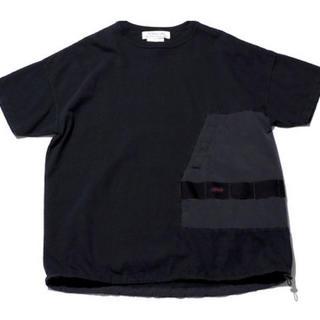 ブリーフィング(BRIEFING)の即完売 BRIEFING × REMI RELIEF コラボレーションTシャツ(Tシャツ/カットソー(半袖/袖なし))