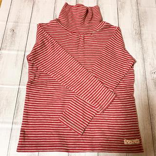 イッカ(ikka)のikka タートルシャツ 110(Tシャツ/カットソー)