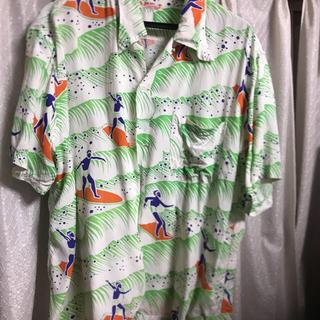 トウヨウエンタープライズ(東洋エンタープライズ)のSun Surf 波乗りAlohaサイズM(Tシャツ/カットソー(半袖/袖なし))