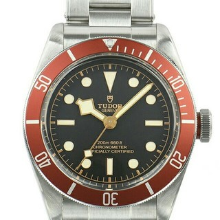 チュードル(Tudor)のチューダー ブラックベイ 79230R 自動巻き (腕時計(アナログ))