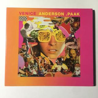 アンダーソン・パーク Venice 輸入盤 Anderson Paak(R&B/ソウル)
