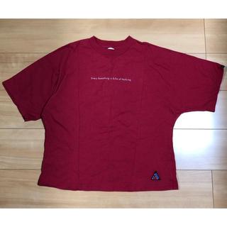グルービーカラーズ(Groovy Colors)の新品  グルービーカラーズ  ビッグシルエットTシャツ(Tシャツ/カットソー)