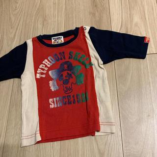 スーパーブーホームズ(SUPER BOO HOMES)の5分袖Tシャツ(Tシャツ)
