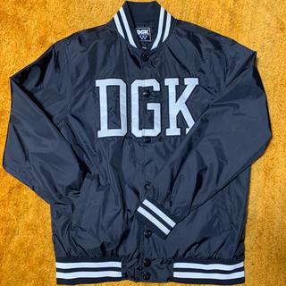ディージーケー(DGK)のDGK ジャケット(ナイロンジャケット)