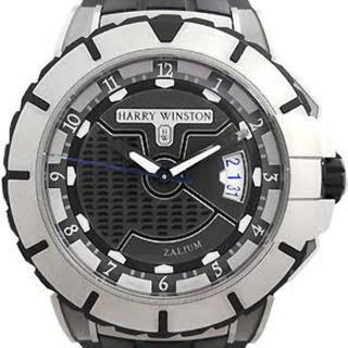 ハリーウィンストン(HARRY WINSTON)のオーシャン スポーツ オートマティック 411/MA44ZC.K(腕時計(アナログ))