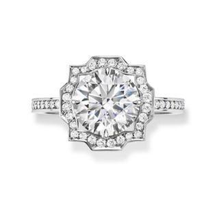 ハリーウィンストン(HARRY WINSTON)のハリーウィンストン 指輪 30ダイヤモンド(リング(指輪))