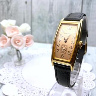 ハミルトン(Hamilton)の【動作OK】HAMILTON ハミルトン 腕時計 アードモア スモセコ(腕時計)