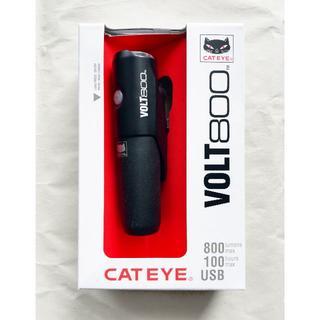 キャットアイ(CATEYE)のCATEYE VOLT 800 HL-EL471RC フロントライト(パーツ)