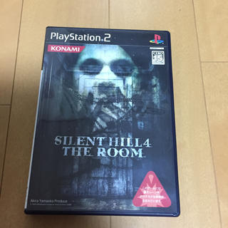 PlayStation2 - プレステ2 SILENT HILL4 THE ROOM