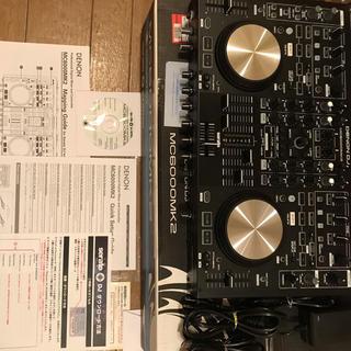 デノン(DENON)のpcdj デノン mc6000  mk2  (パイオニア ddj )新品未使用(PCDJ)