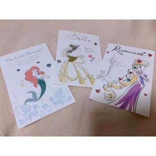 ディズニー(Disney)のポストカードセット♡(写真/ポストカード)