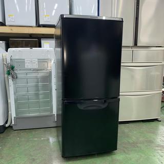 パナソニック(Panasonic)の⭐︎Panasonic⭐︎冷凍冷蔵庫 2017年138L美品 大阪市近郊配送無料(冷蔵庫)