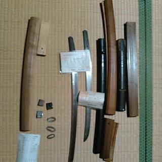 確認用 日本刀(武具)