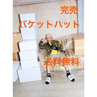 ジーユー(GU)のgu ジーユー バケットハットスタジオセブンNAOTO STUDIO SEVEN(ハット)