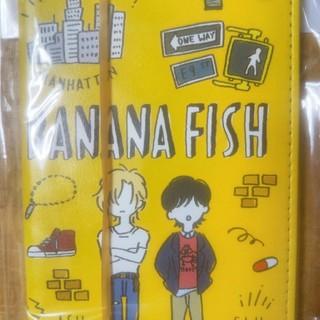 バナナフィッシュ(BANANA FISH)のBANANA FISHパスポートケースPlayP-A(キャラクターグッズ)