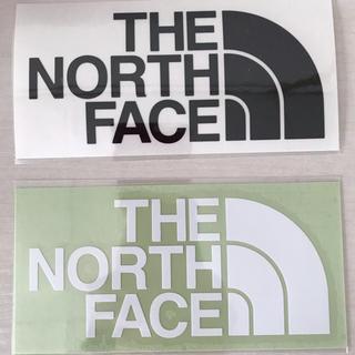 ザノースフェイス(THE NORTH FACE)のTHE NORTH FACE ステッカー ロゴ ノース ノースフェイス(ステッカー)