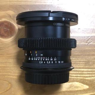キヤノン(Canon)のCarl Zeiss Distagon 28mm F2.8 C/Y Mount (レンズ(単焦点))
