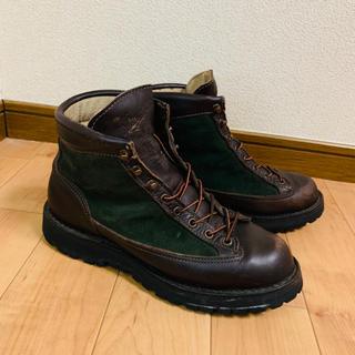 ダナー(Danner)のダナー エクスプローラー US7.5 ブーツ グリーン ブラウンUSA USDM(ブーツ)