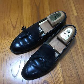 オールデン(Alden)のALDEN オールデン タッセルローファー ブラック 黒(ドレス/ビジネス)