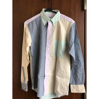 チャップス(CHAPS)のCAHPSバイカラーBDシャツ(シャツ)