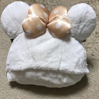 ディズニー(Disney)のディズニー ミニーちゃん ブランケット(おくるみ/ブランケット)