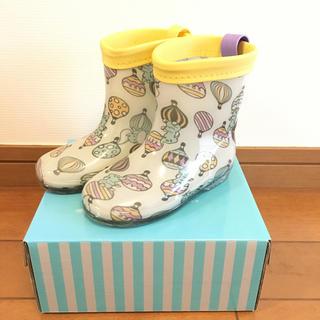 ディズニー(Disney)のクッカヒッポ kukka hippo ダンボ レインブーツ 長靴 15 センチ(長靴/レインシューズ)