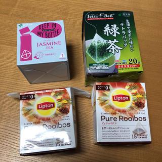 イトウエン(伊藤園)の紅茶・お茶セット(茶)