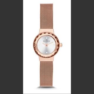 スカーゲン(SKAGEN)のSKAGEN 腕時計 (ローズゴールド)(腕時計)