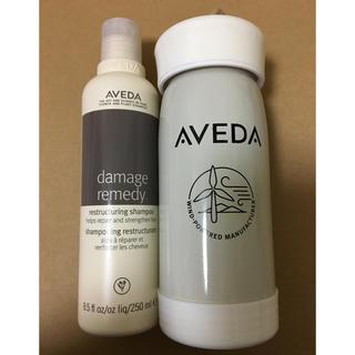 アヴェダ(AVEDA)のaveda リストラチュアリングシャンプー オマケ付き(シャンプー)