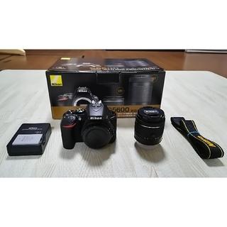 Nikon - D5600 レンズキット 保証付き