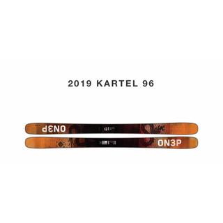ON3P  kartel96 今期モデル(2018-19モデル)(板)